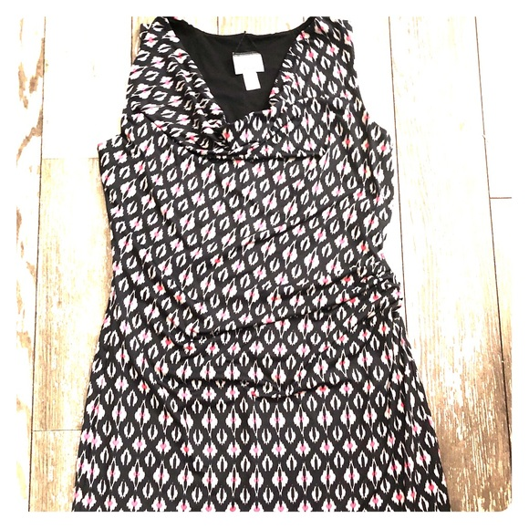 Athleta Dresses & Skirts - Athleta dress, reversible, black/print size S